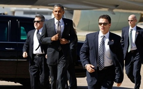 Despite Security Breaches, The U.S. Secret Service Is Still The 'Standard Bearers'